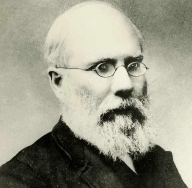 Portrait of John F. Dodson