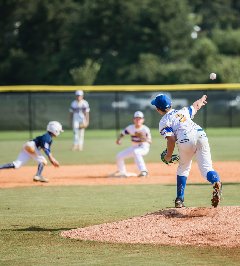 The Journey to the Dixie Youth World Series